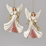 Ivory Angel Ornament