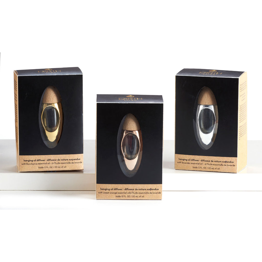 Earth Luxe Hanging Oil Diffusers