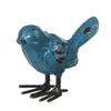 Cast Iron Bird, Blue