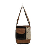 Peace Pocket Shoulder Bag