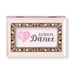 Always Dance Pink Music Box