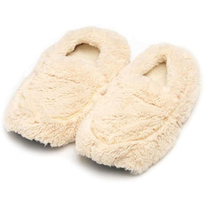 Warmies® Cream Slippers