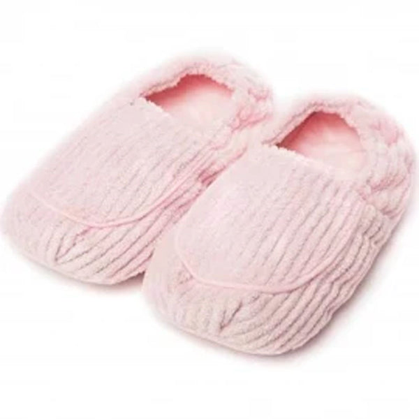 Warmies® Spa Therapy Slippers, Pink
