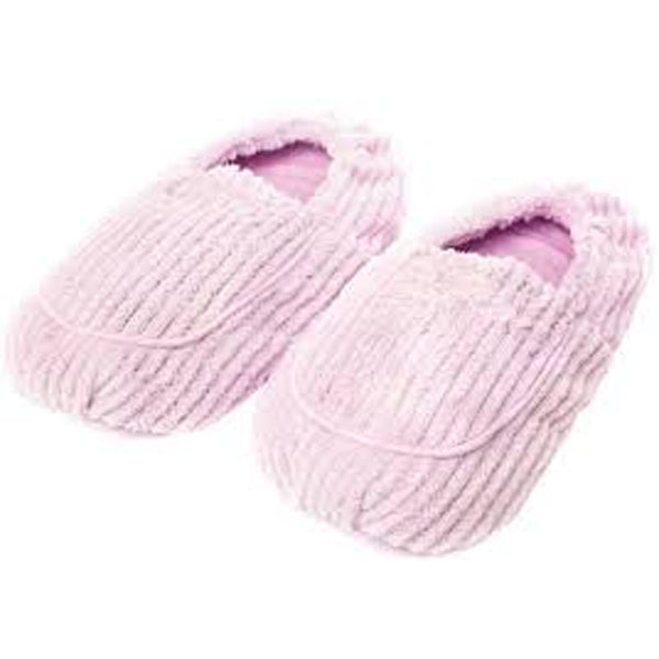 Warmies® Spa Therapy Slippers, Lavender 2