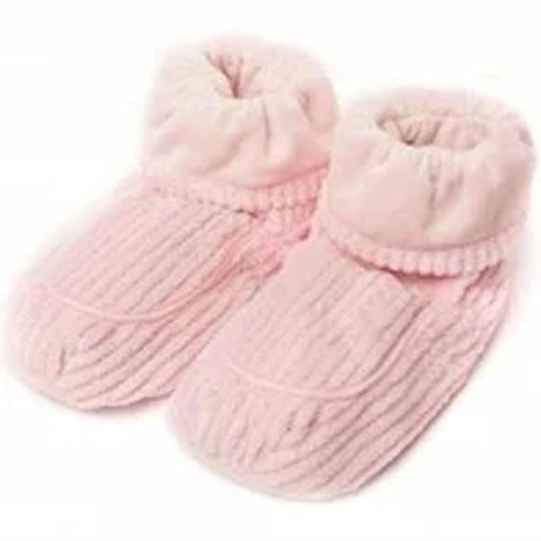 Warmies® Spa Therapy Boots, Pink