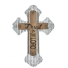 Urban Cross, Trust in the Lord
