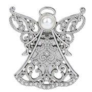 Angels By Your Side Visor Clip