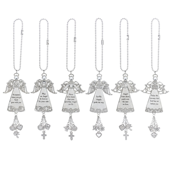 Car Charm Angels, assorted