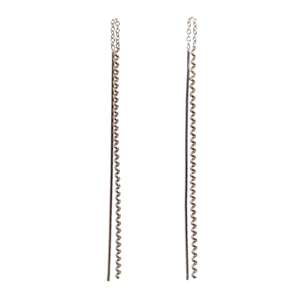 Sterling Silver Earrings Threader