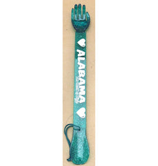 Alabama Back Scratcher Green