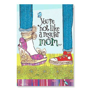 Mother's Day Card: ...You're a COOL MOM!
