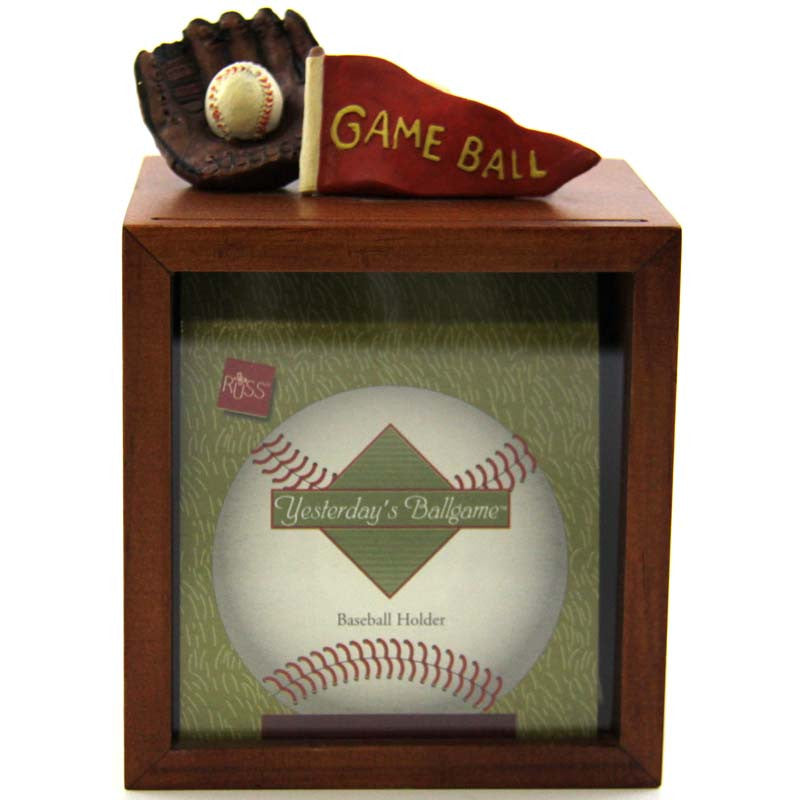 Baseball Case Frame Holder