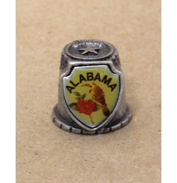 Thimble Alabama Souvenir
