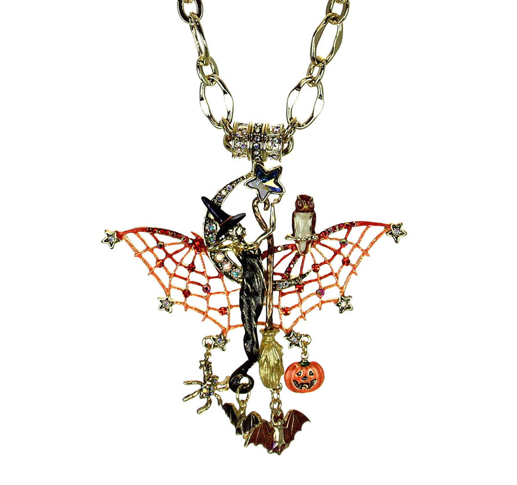 Morgana Fairy Witch Magnetic Enhancer & Necklace