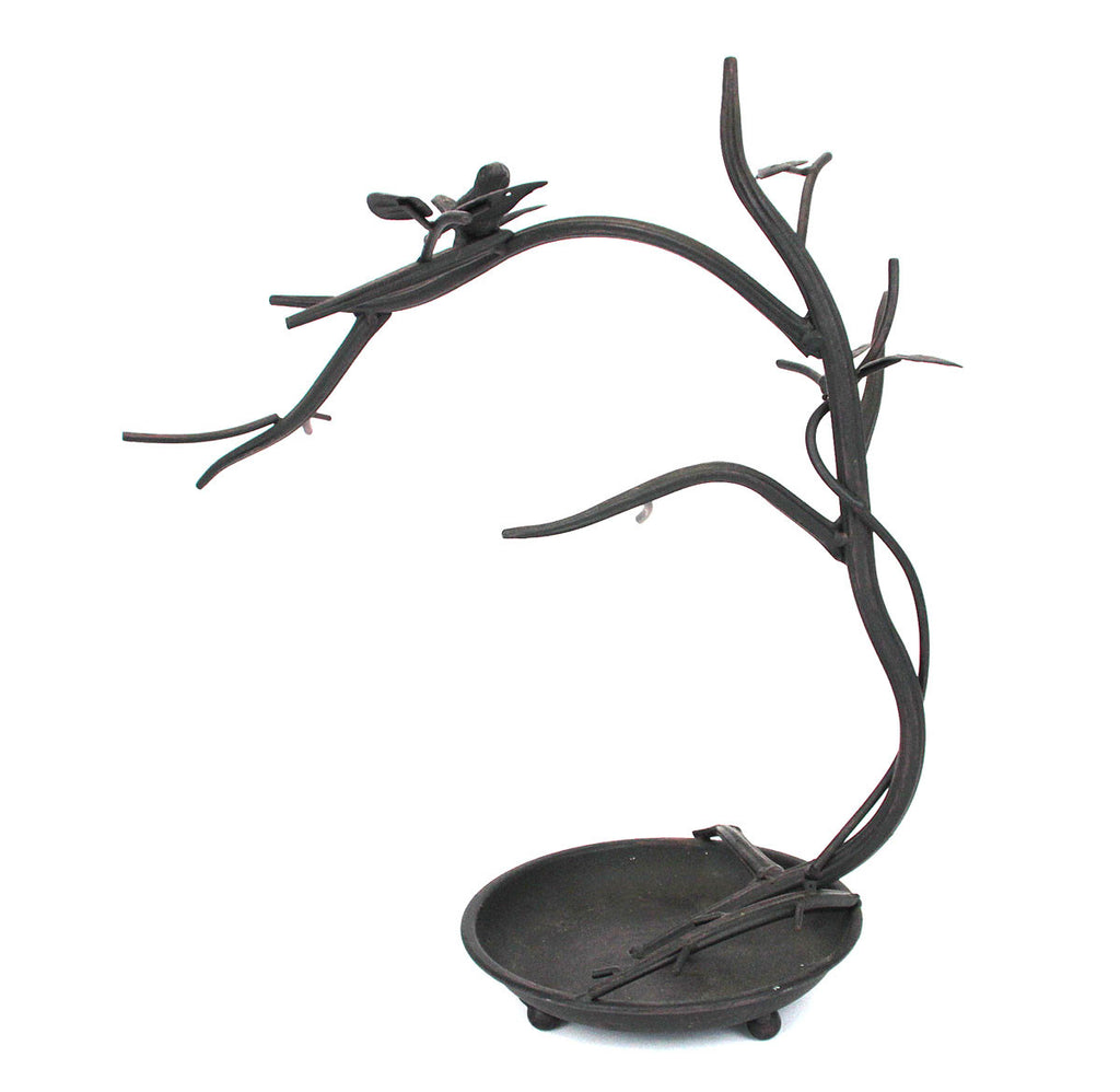 Branch w/Bird Design Jewelry Stand