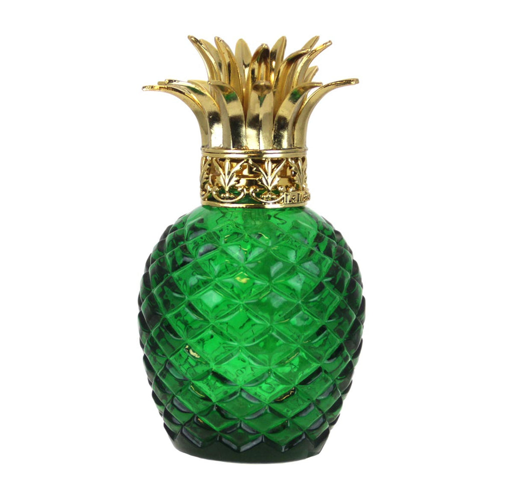 Pineapple Perfume Lamp Green