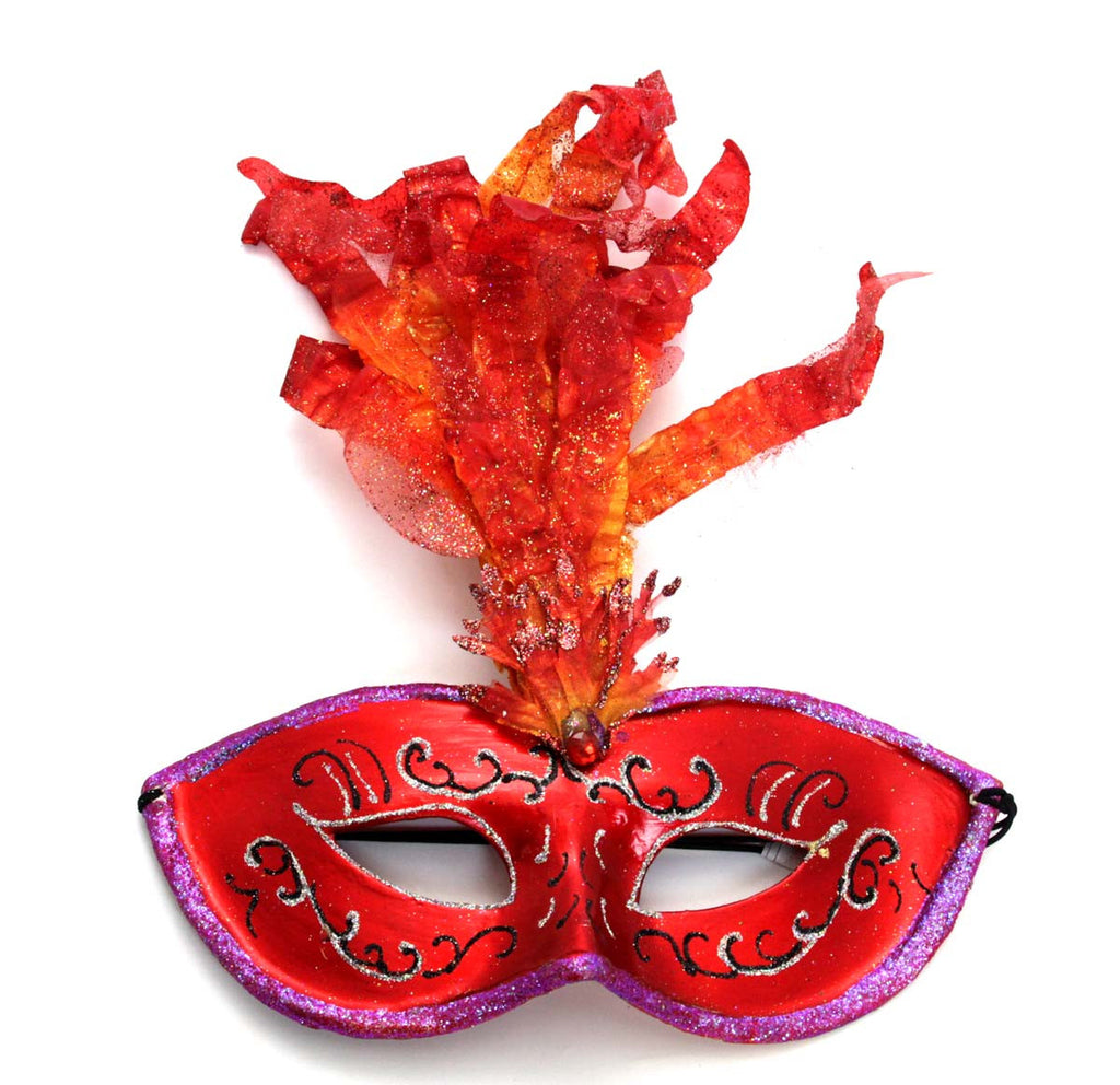 Regal Fancy Mask Red