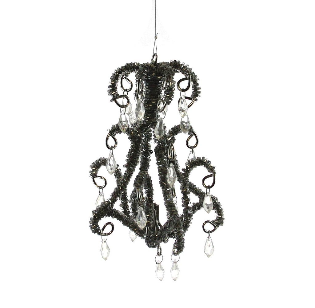 Chandelier Beaded Small