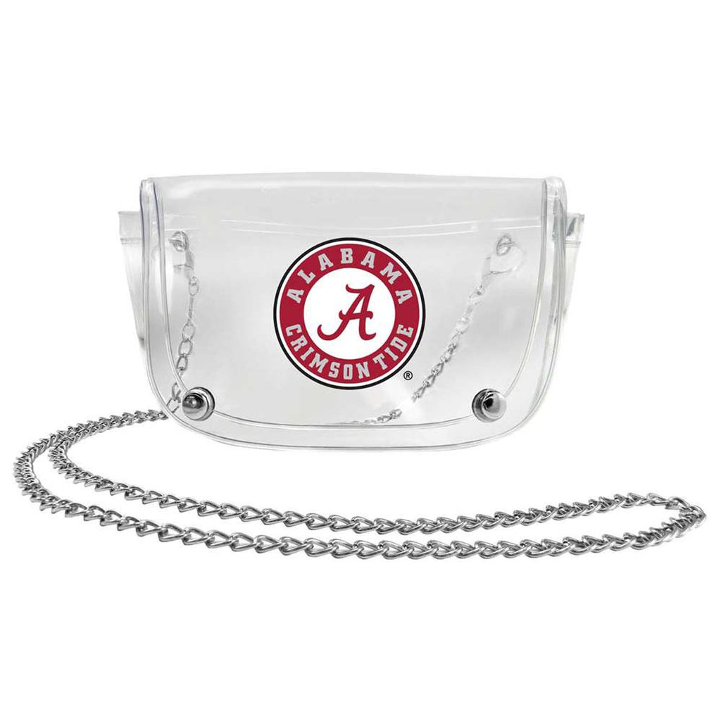 Alabama Crimson Tide Clear Waist Pack