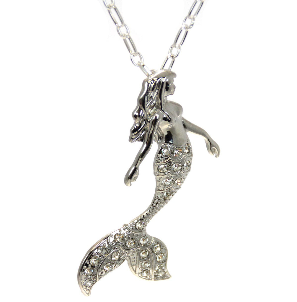 Mermaid Necklace 30""