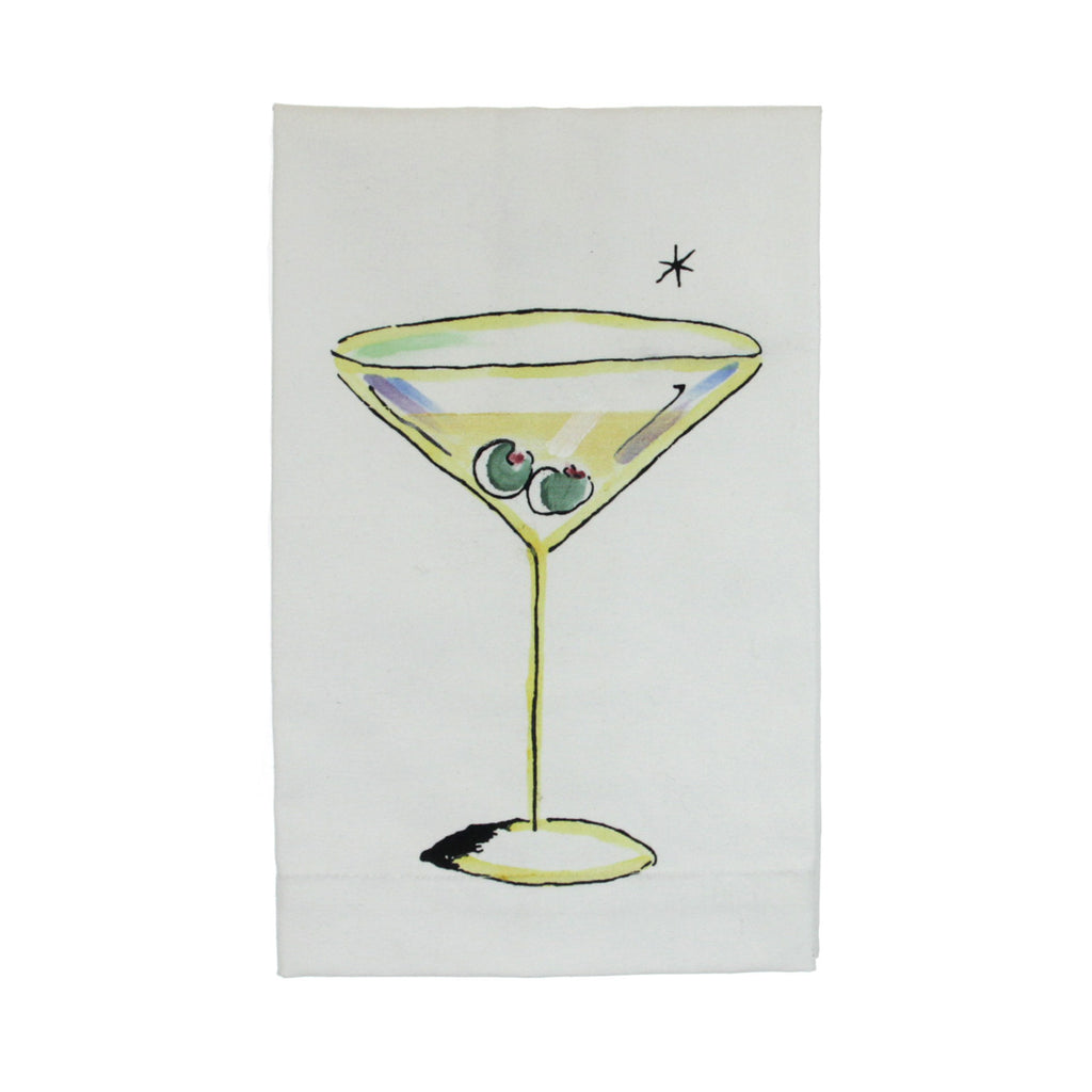 Kitchen Towel Martini