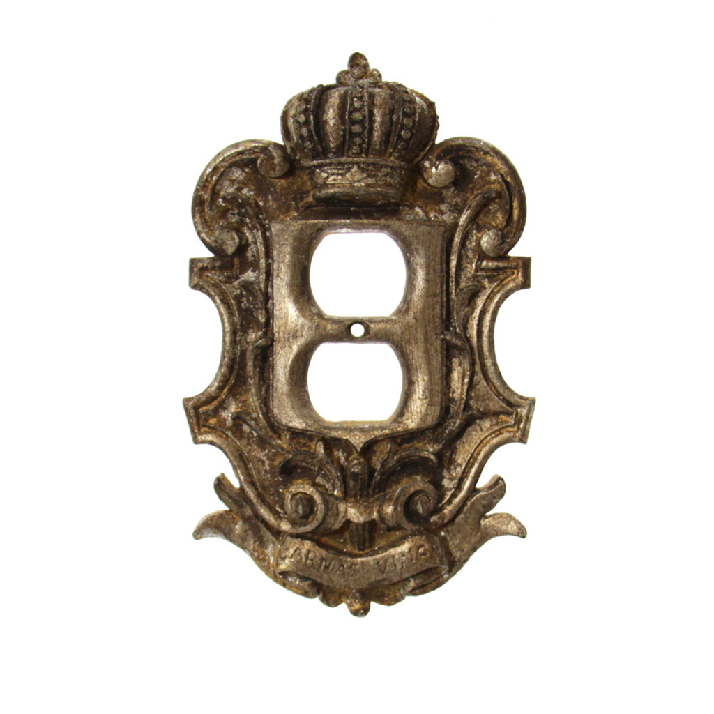 Crown Outlet Cover