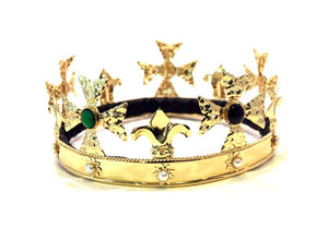 Gold Crown Metal