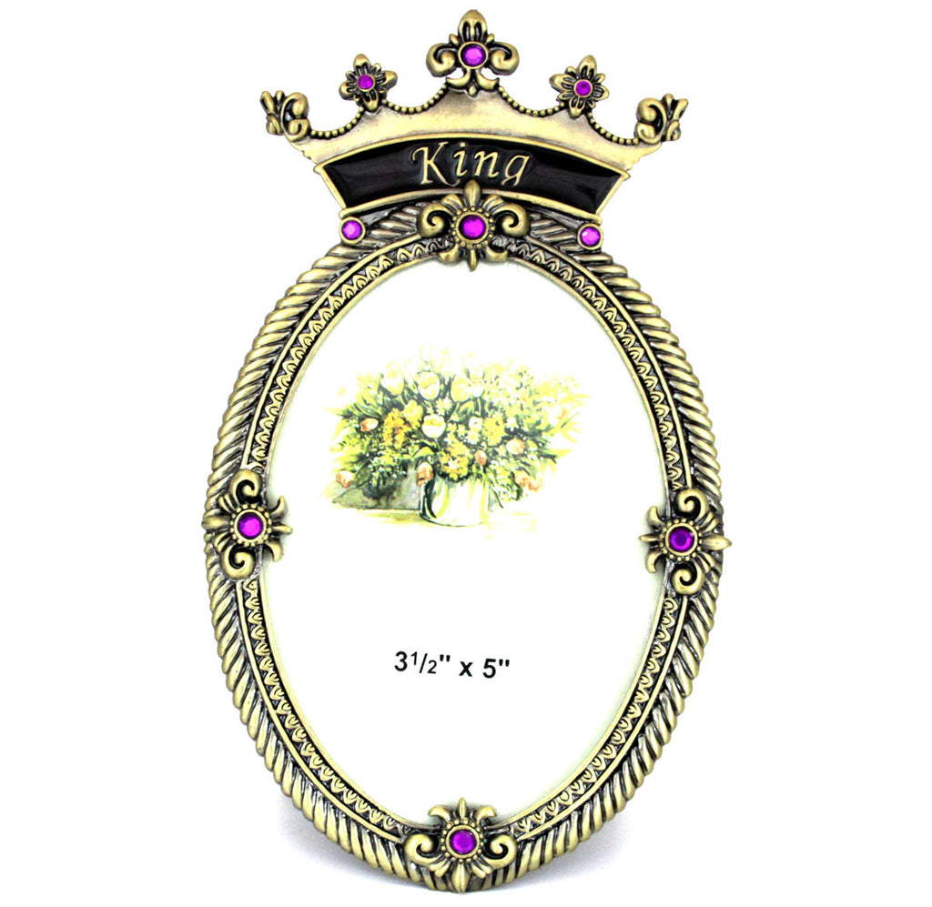 Crown Frame King