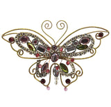 Butterfly Napkin Ring Horizontal Ring