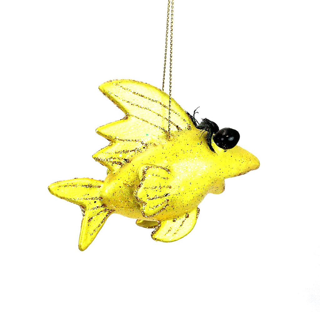 Lucky Ornament - Yellow