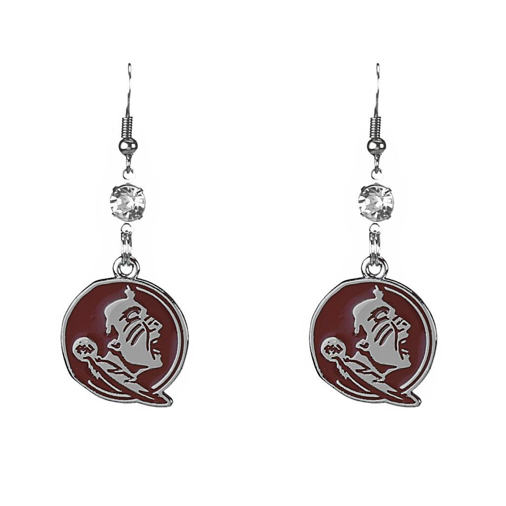 Square Dangle Earrings Seminoles