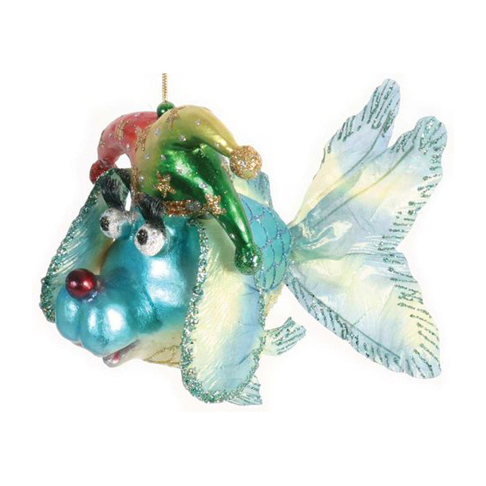 Dogfish Jester Ornament