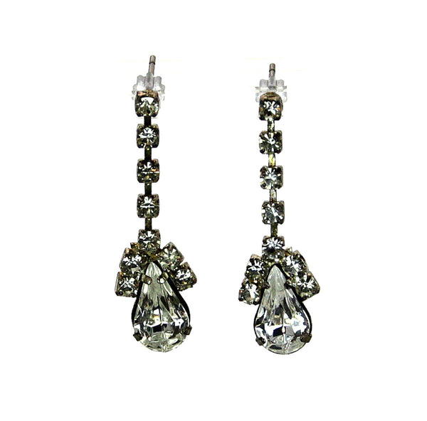 Angel Rhinestone Earrings