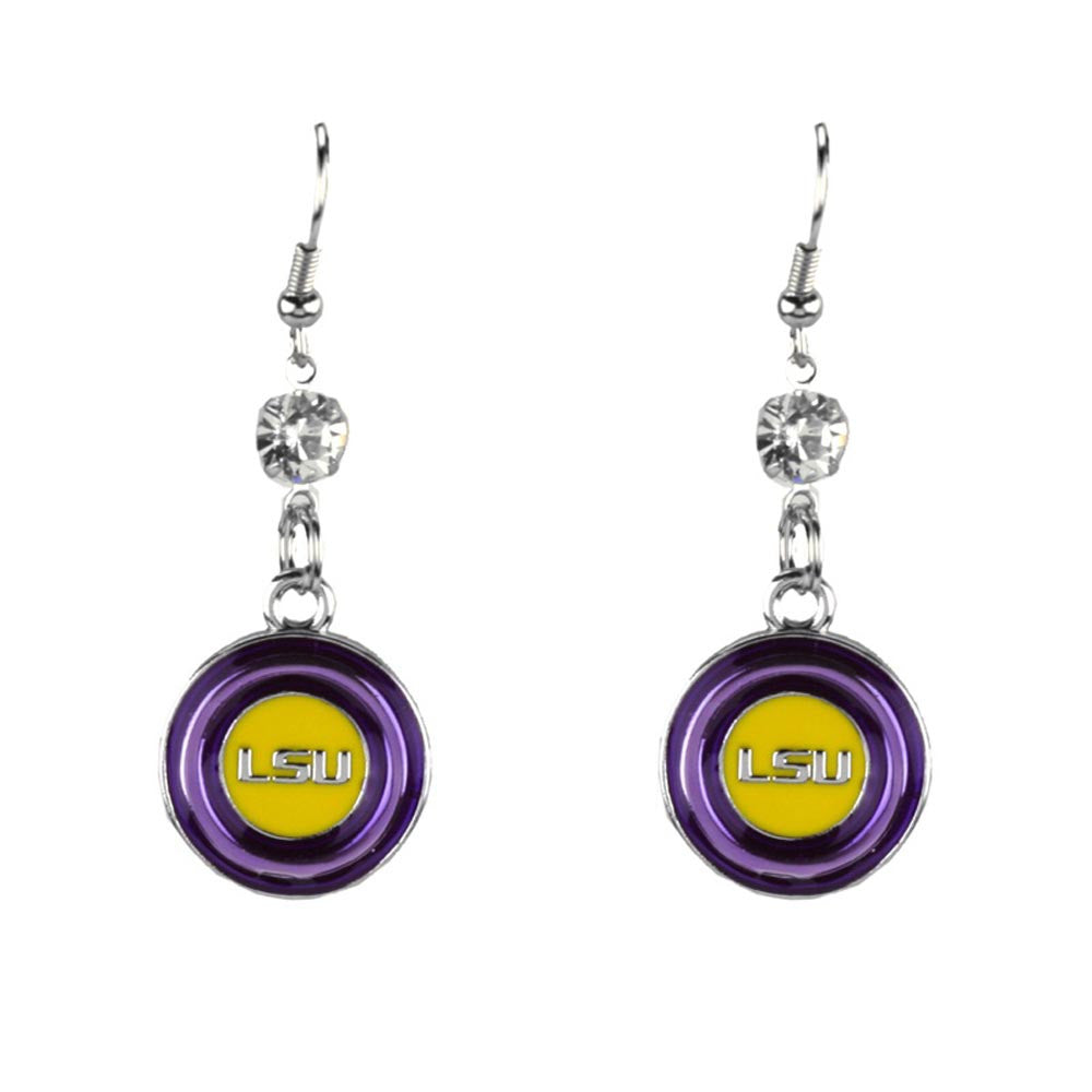 Color Pride Earrings Tigers