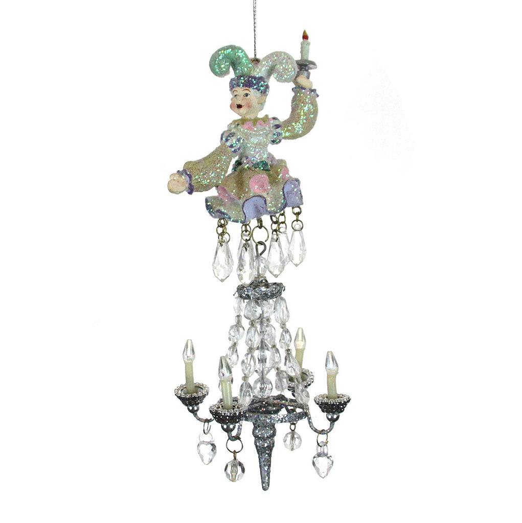 Jester Chandelier Ornament