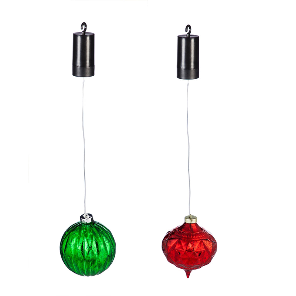 "5"" Shatterproof Outdoor LED Ornament"