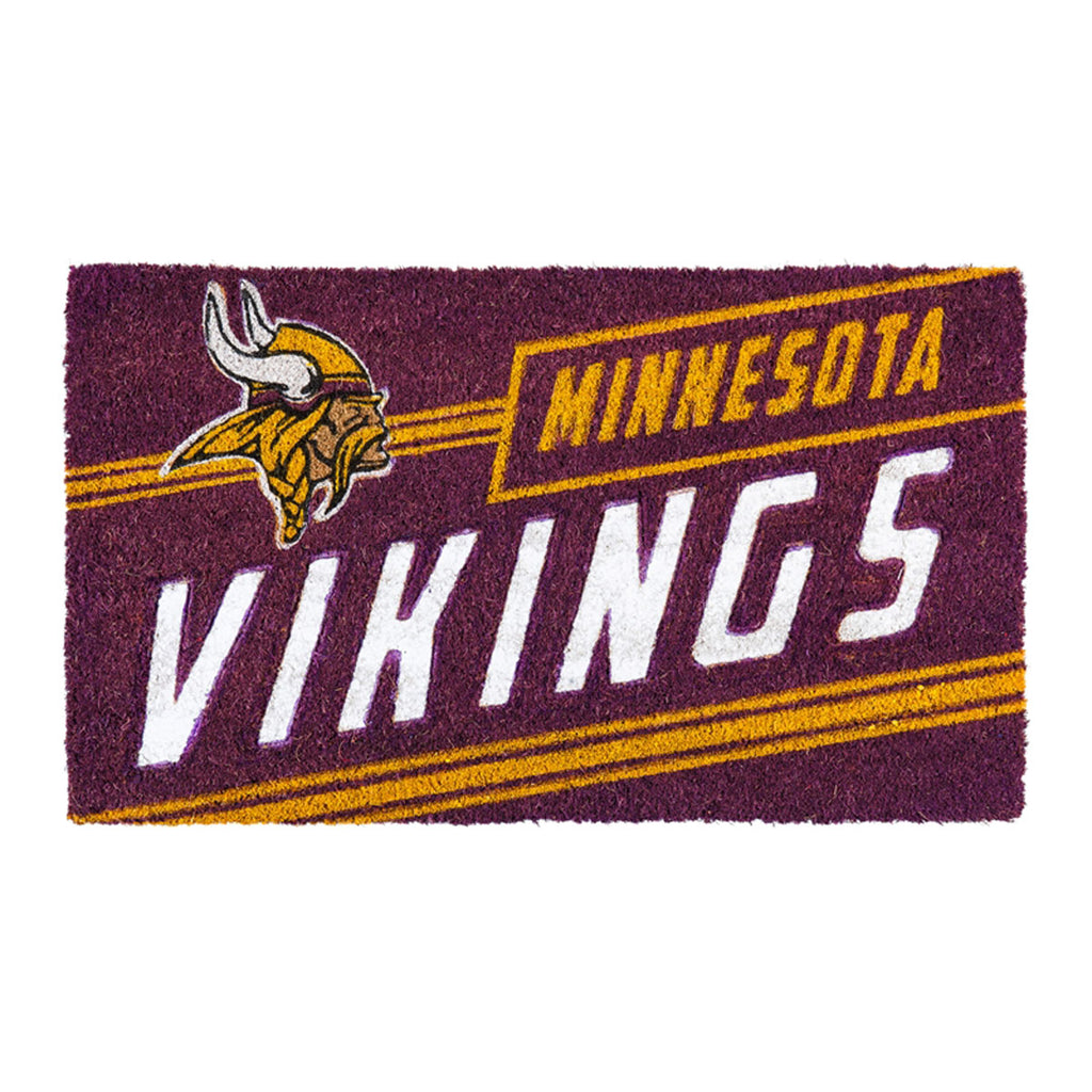 Minnesota Viking Doormat Outdoor
