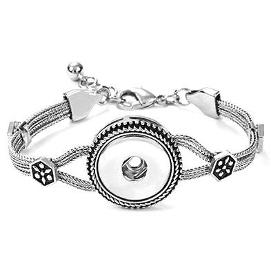 Ginger Snaps Bracelet Heritage Chain1 Snap