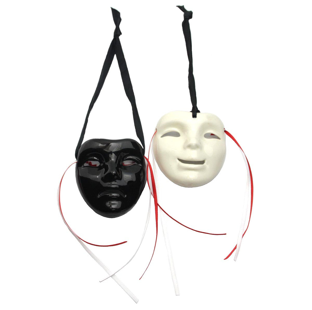 Comedy & Tragedy Mini Masks