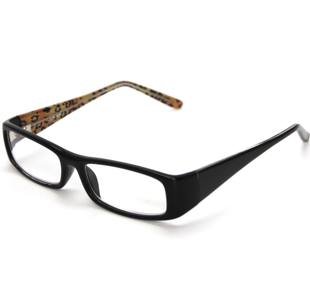 +2.25 Cheetah Frames Reading Glasses