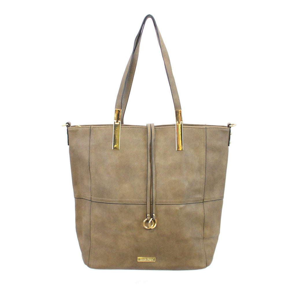 Charlie Paige Tote Bag Stone