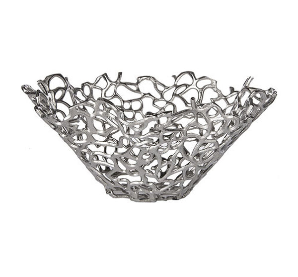 Silver Reef Collection - Wavy Bowl Small