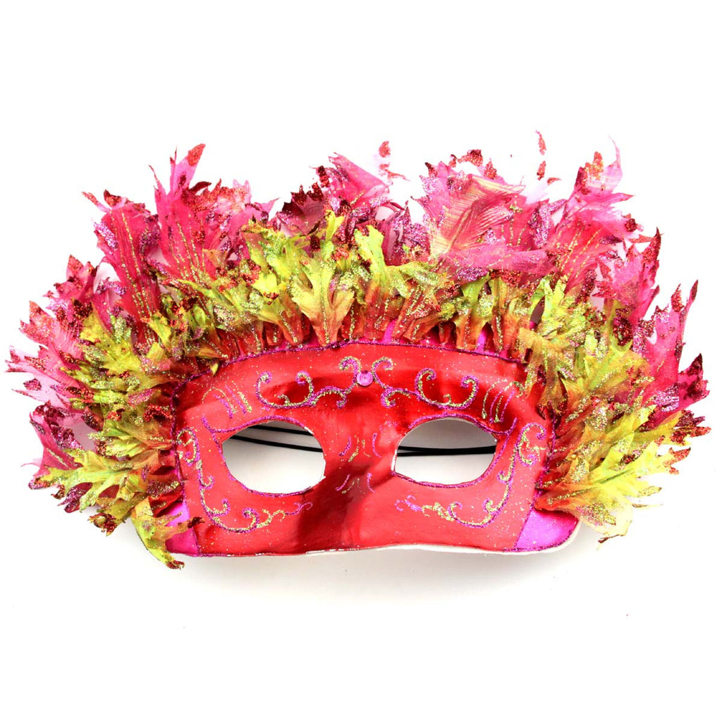 Rio Grand Mask Red