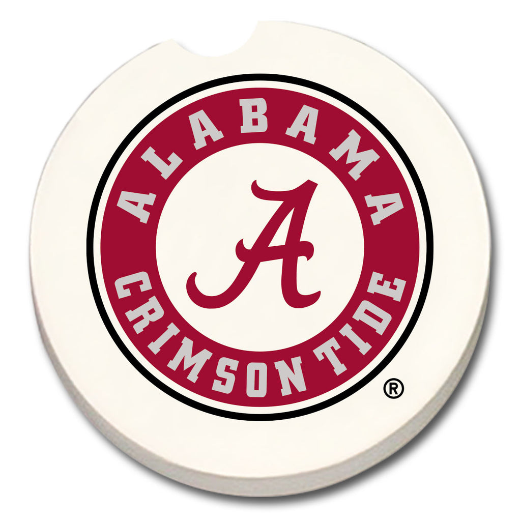 Car Coaster - U of Alabama