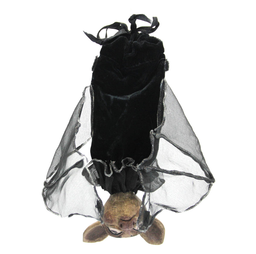 Bat Candy Bag Ornament