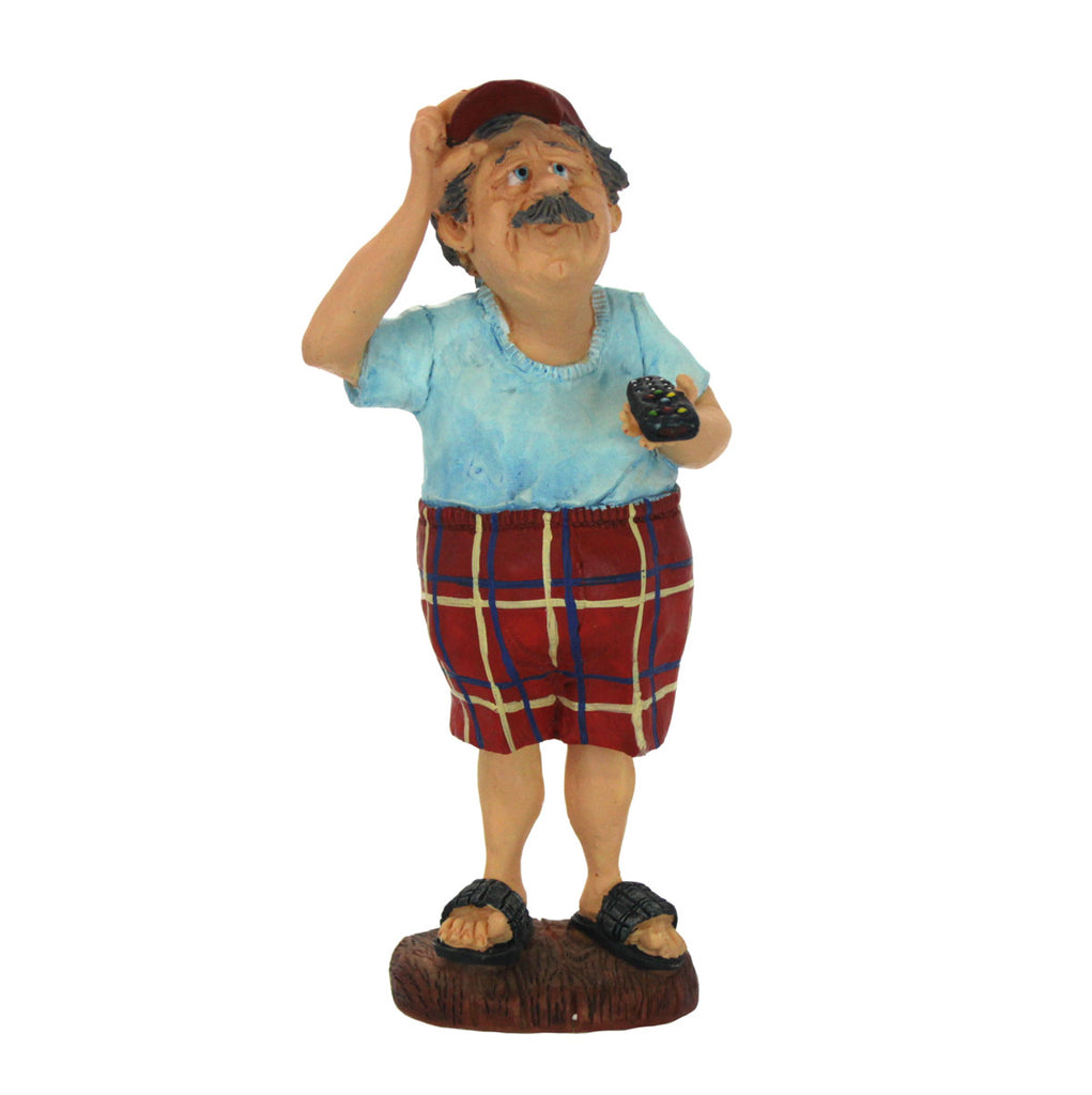 Joe Jock Gimmie a Break Figurine