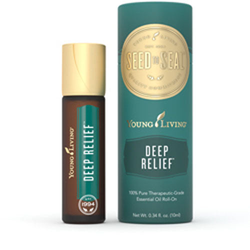Deep Relief Essential Oil Roll-on 10ml