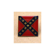 Hat Tac Confederate Battle Flag