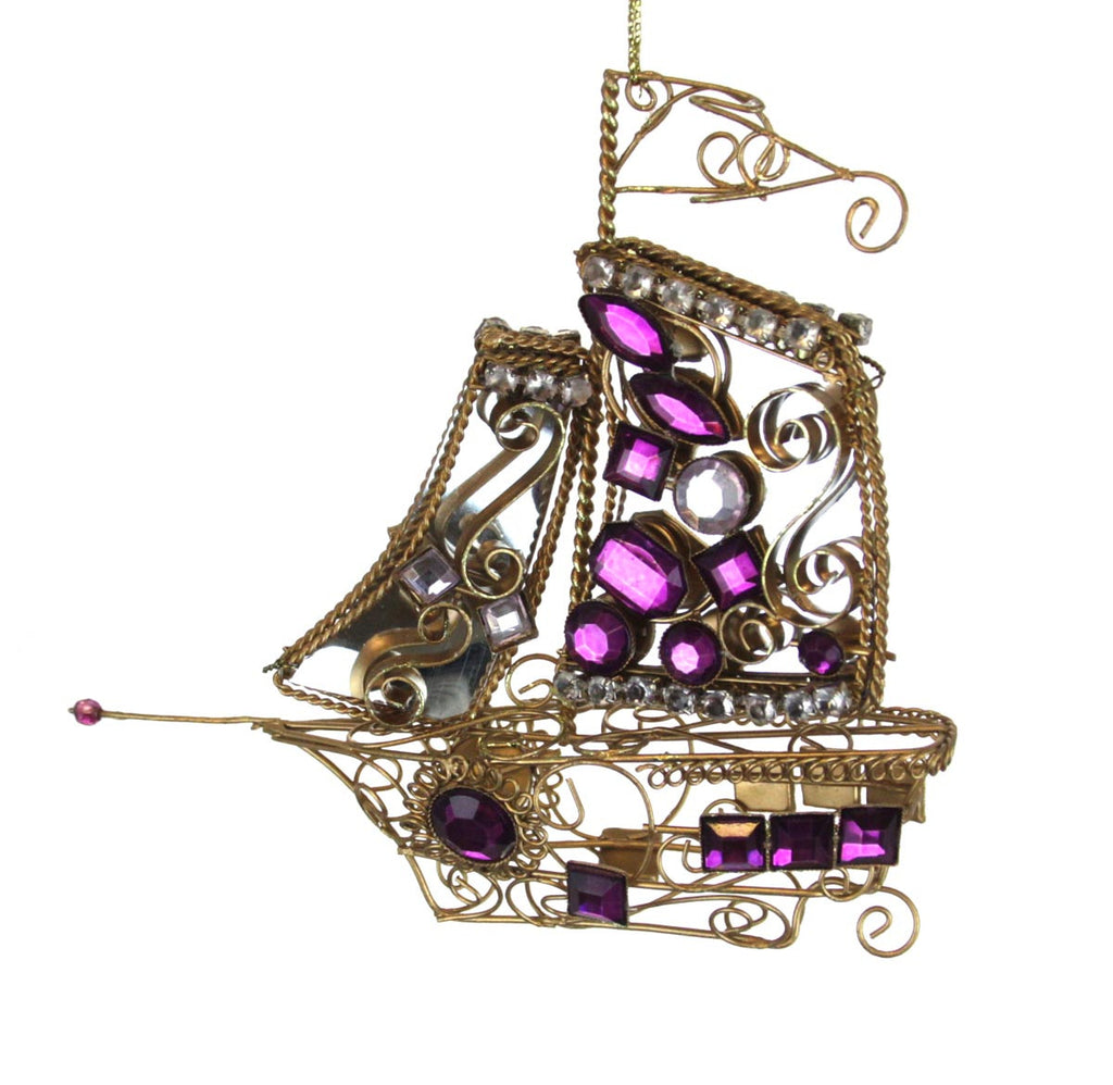 Ship Ornament
