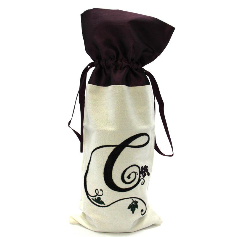 Monogram Wine Bag C